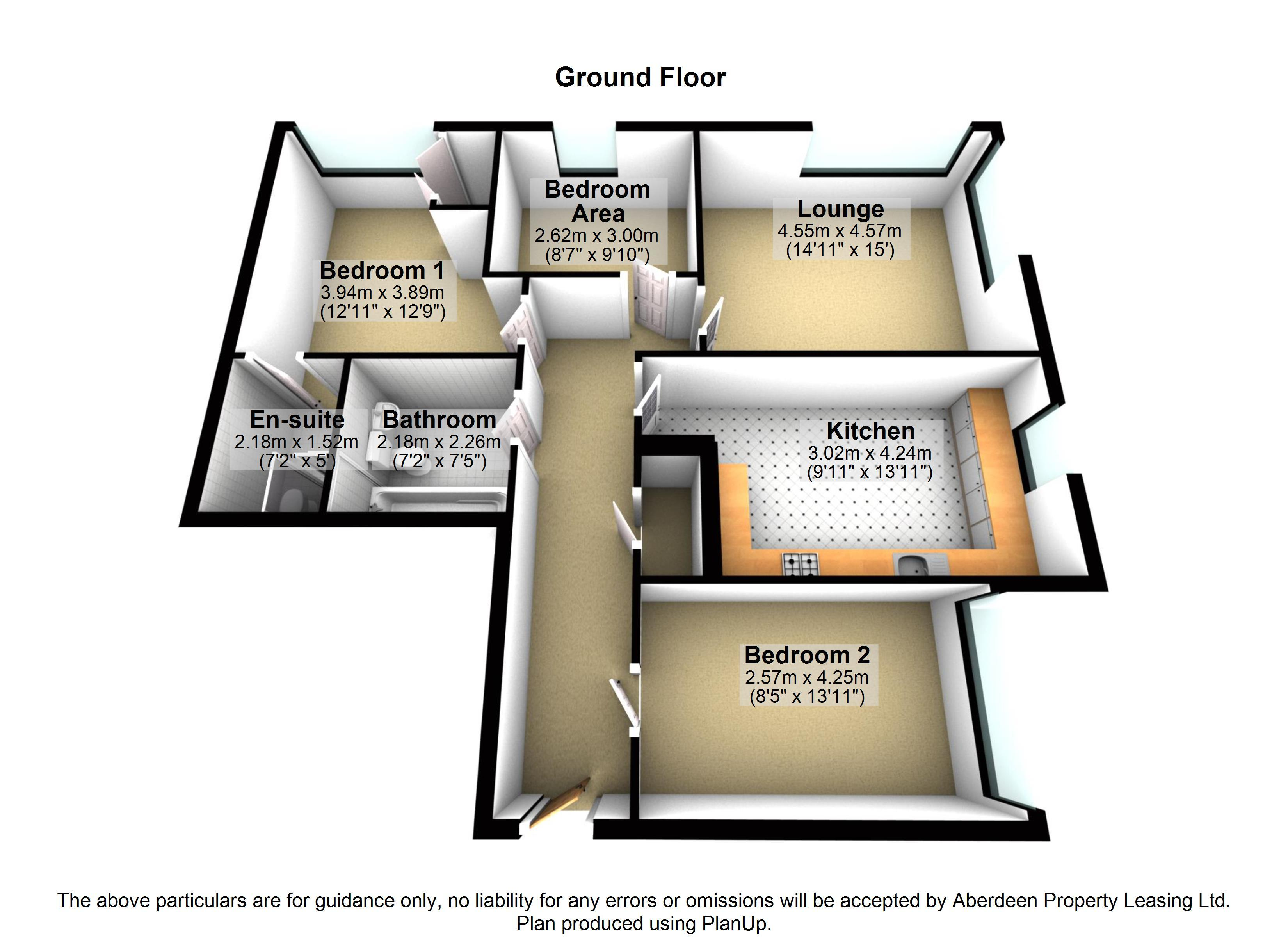 Mary Emslie Court, Aberdeen, AB24 floorplan